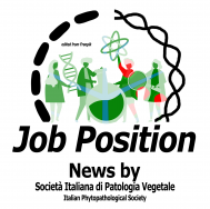 One temporary position (36 months) as Researcher  in the field of Plant Pathology and Microbial Agro-ecology at Fondazione Edmund Mach