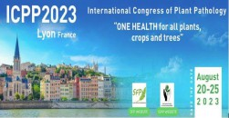 12th International Congress of Plant Pathology (ICPP) - 2023 Lyon (France)